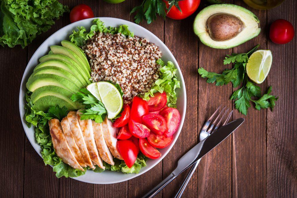 Régimes faibles en glucides et les protéines