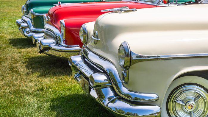 La Buick Skylark fut la première auto hybride.