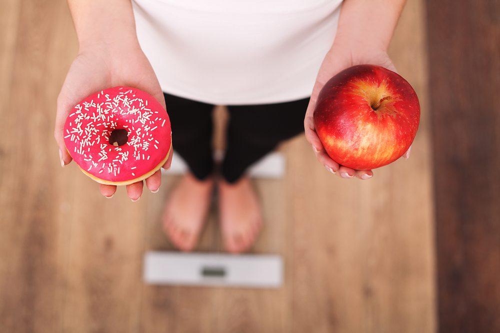 Le sentiment de frustration peut parfois nuire à l'adoption de nouvelles habitudes alimentaires plus saines.