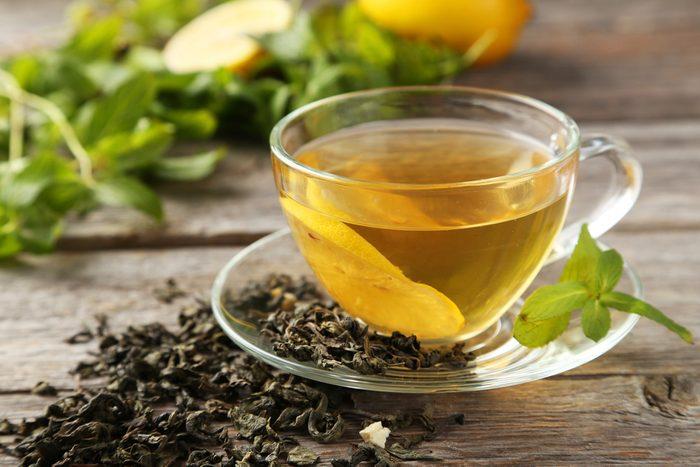 Faites grimper votre métabolisme en buvant du thé vert