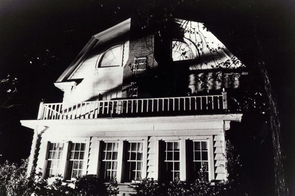 Cette maison serait hantée.