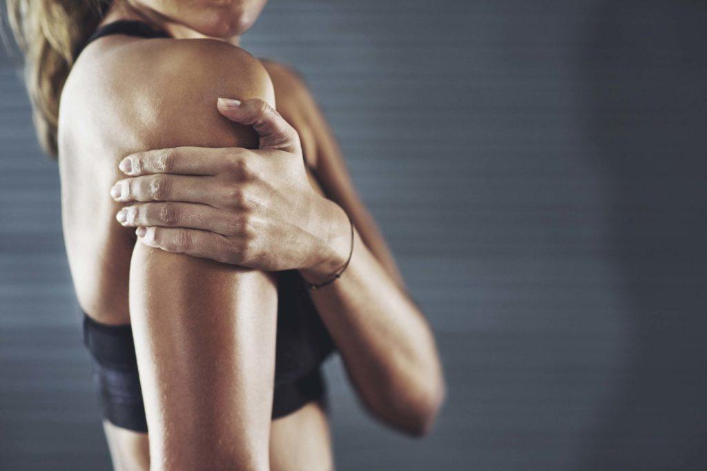 Beaucoup de personnes atteintes de fibromyalgie .