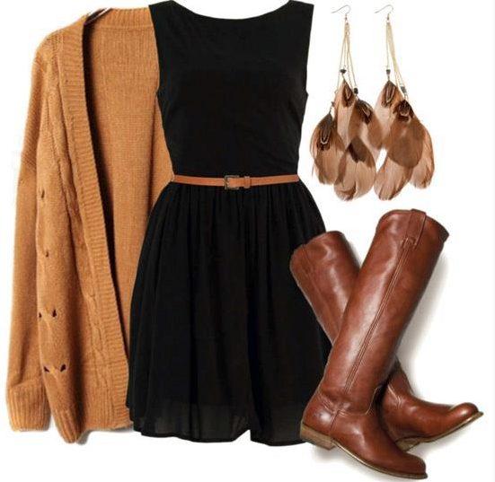 Superposer des vêtements est idéal en l'automne.