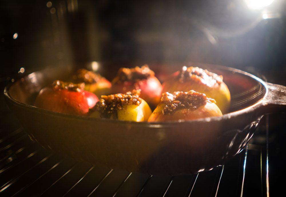 Cuisine, prenez garde au four trop chaud