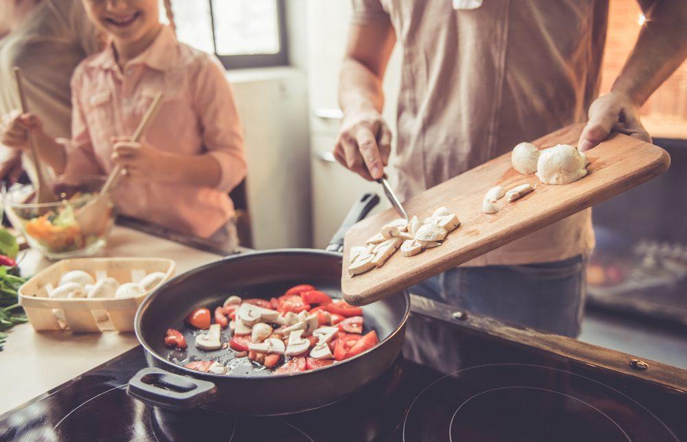 En cuisine, ne sous-estimez pas le temps de préparation