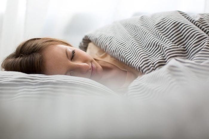 Dépression saisonnière, vous avez besoin de dormir plus.