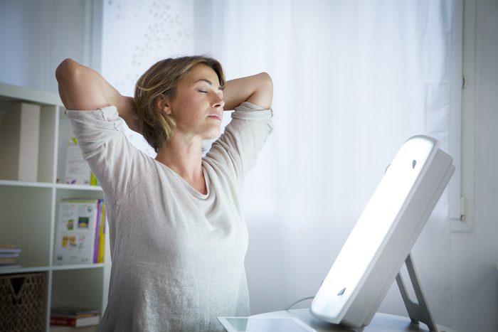 Dépression saisonnière, essayer la luminothérapie