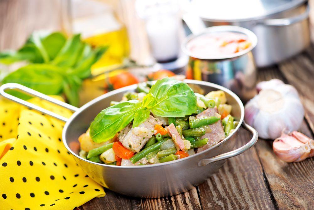 Erreur en cuisine : sauter des légumes humides