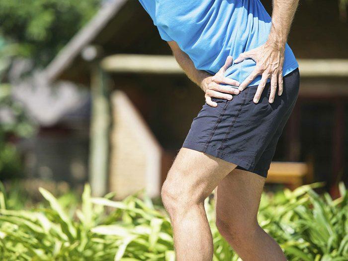 La fibromyalgie peut entrainer une sensibilité particulière à la douleur.
