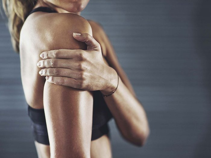 Beaucoup de personnes souffrant de fibromyalgie disent souffrir dedouleurs généralisées.