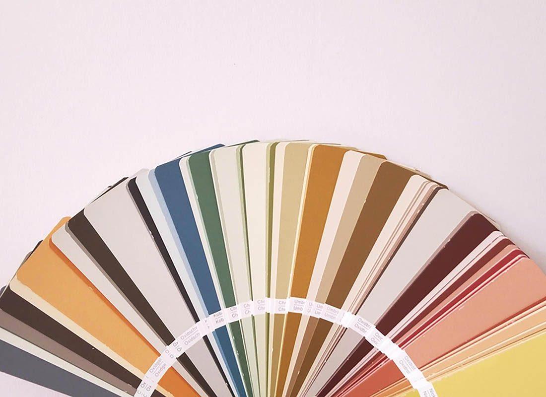 Homme et femme n'ont pas la même perception des couleurs.