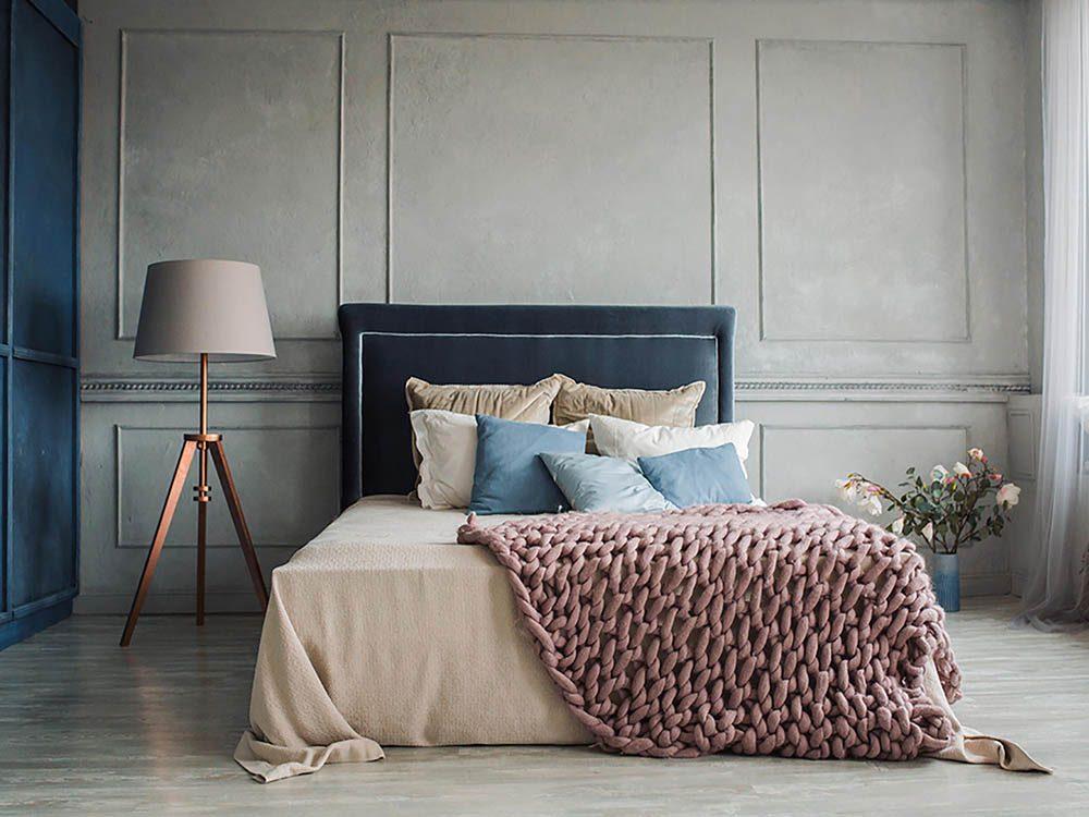 Pour lutter contre l'insomnie, gardez votre chambre propre.