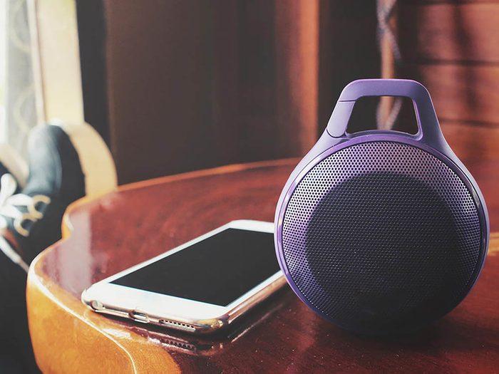 Utilisez des sons apaisants, pour ne plus vivre avec l'insomnie.