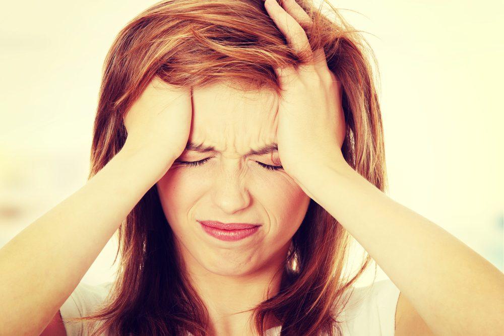 Un mal de tête, n'attendez pas pour agir