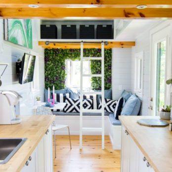 Vivre dans une mini-maison, c'est bon pour la santé!