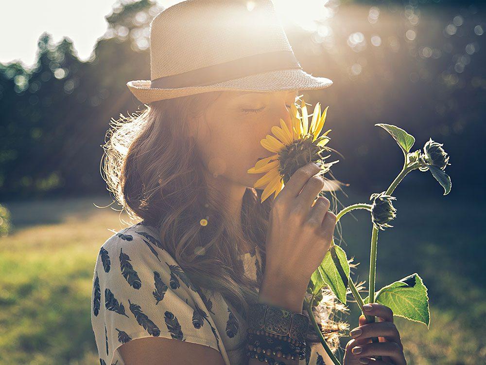 La perte de l'odorat c'est aussi la perte de certains repères.