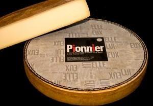 Le fromage Pionnier est fabriqué au Québec.