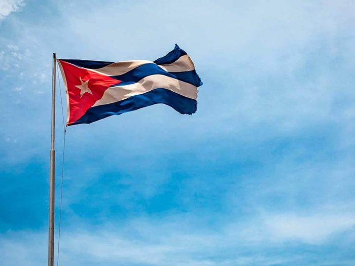 Le pourboire à Cuba n'est pas aussi habituel qu'au Canada.
