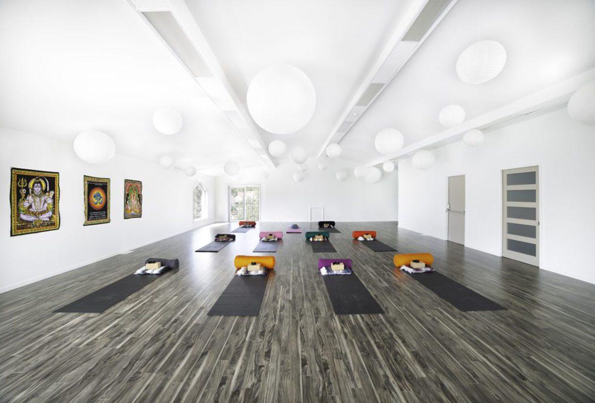 Spas à essayer au Québec : l'espace zen de Mont Saint-Anne