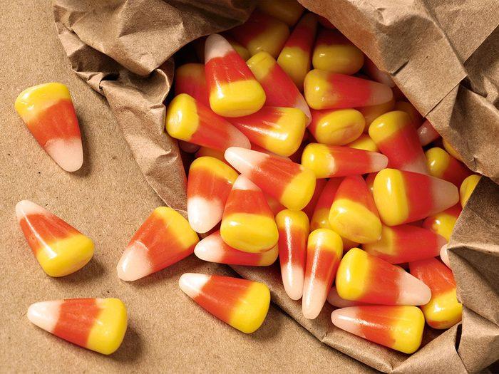Pour éviter un autre excès, éliminez les restes de sucre à la maison.