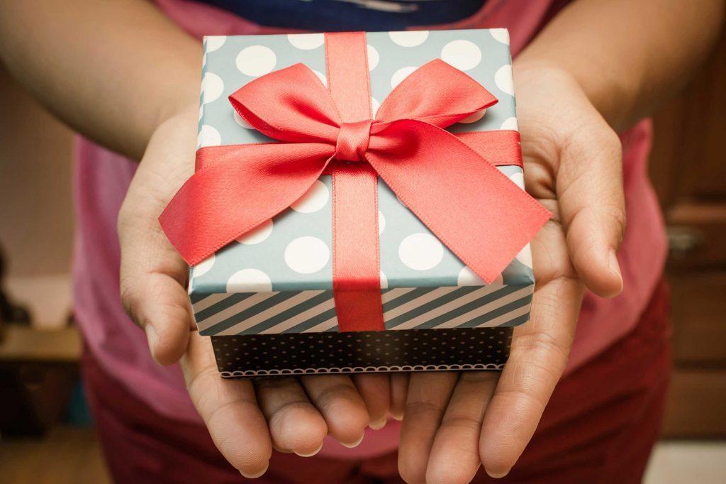 Ce cadeau peut s'avérer plus embarrassant qu'autre chose.