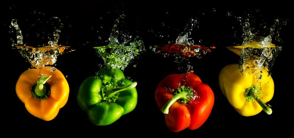 3. Nettoyez vos fruits et légumes