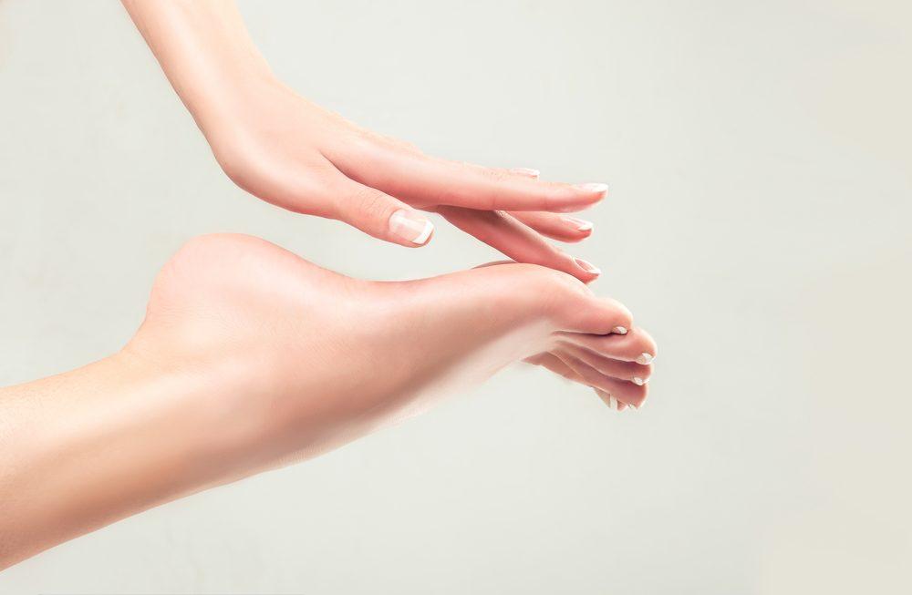 Pour des pieds plus doux et propres