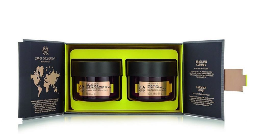 Coffret cadeau Blissful Body de Spa Of The World™, 50 $