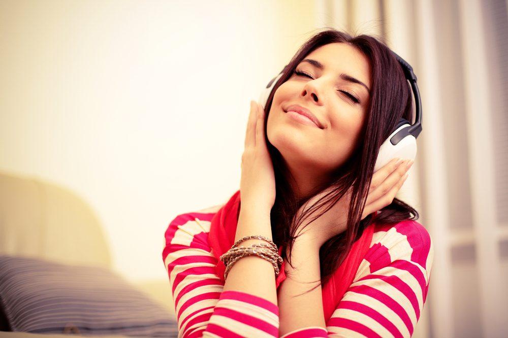 Écouter sa chanson préférée