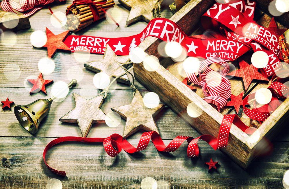 Prévoyez vos décorations de Noël en avance