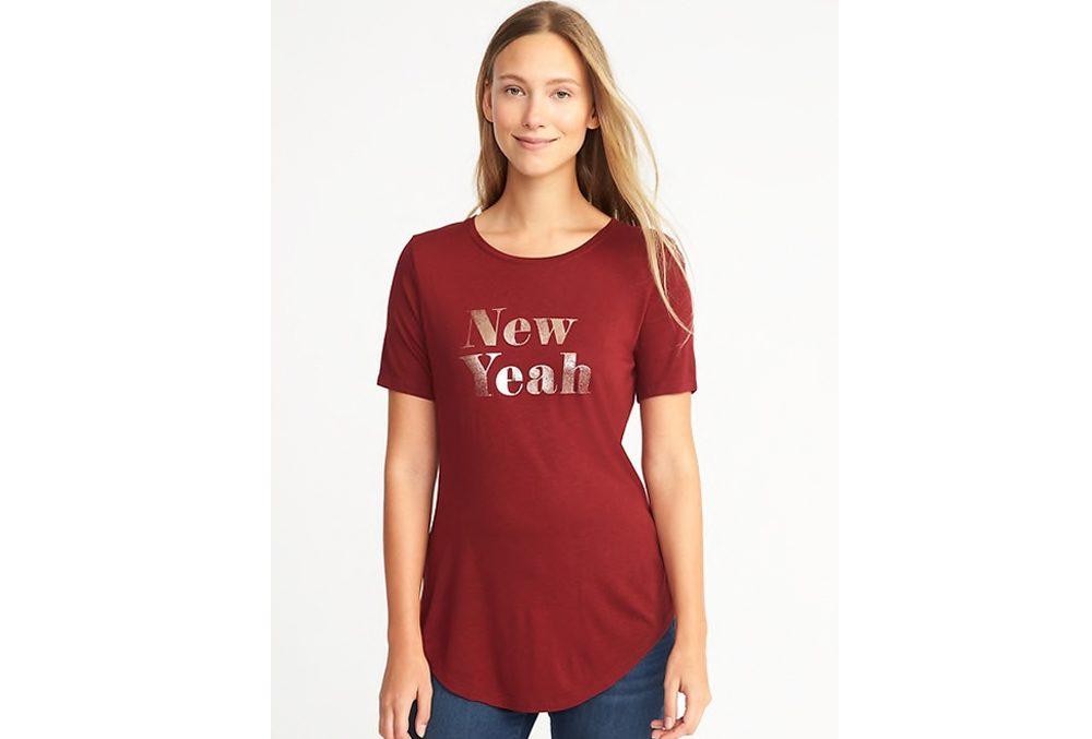 Cadeau pour prendre soin de soir : Un t-shirt