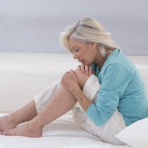 Une douleur au genou peut provenir de différentes sortes de lésions.