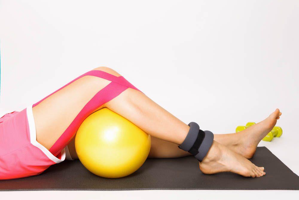 Renforcez vos genoux avec ces exercices.