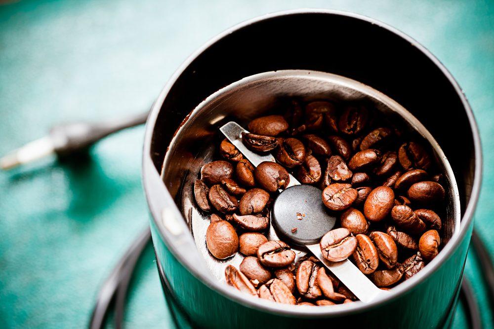 Toujours acheter du café en grains