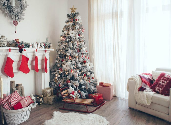 Noël : prévoyez à l'avance votre décoration.