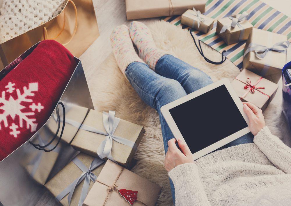 Achetez vos cadeaux de Noël en avance