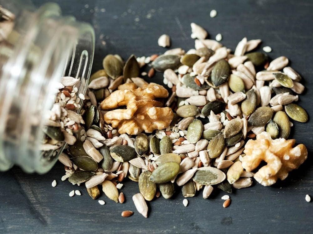 Noix: bienfaits et vertus santé des noix.