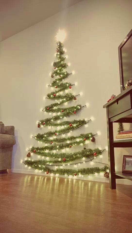 Le sapin de Noël illusioniste