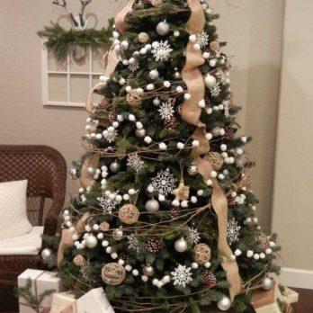 10 idées originales pour décorer son sapin de Noël