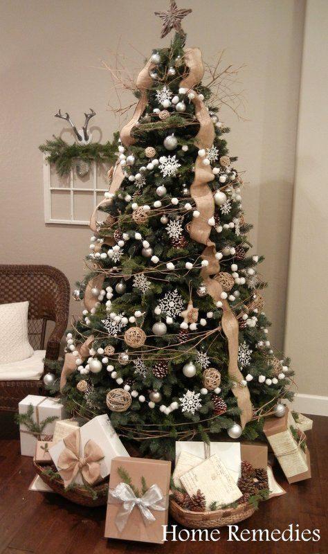Créez un arbre de Noël réaliste