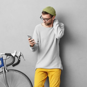 Text-neck: quand le téléphone donne mal au cou