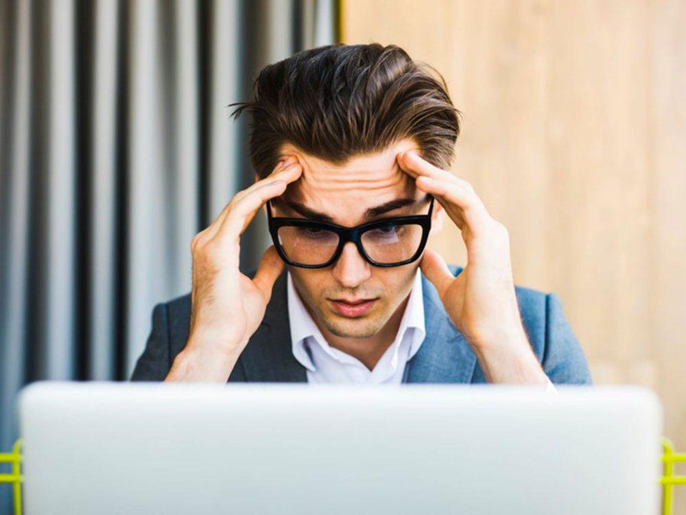 Si vous avez des maux de tête, c'est que vous buvez peut-être trop de café.