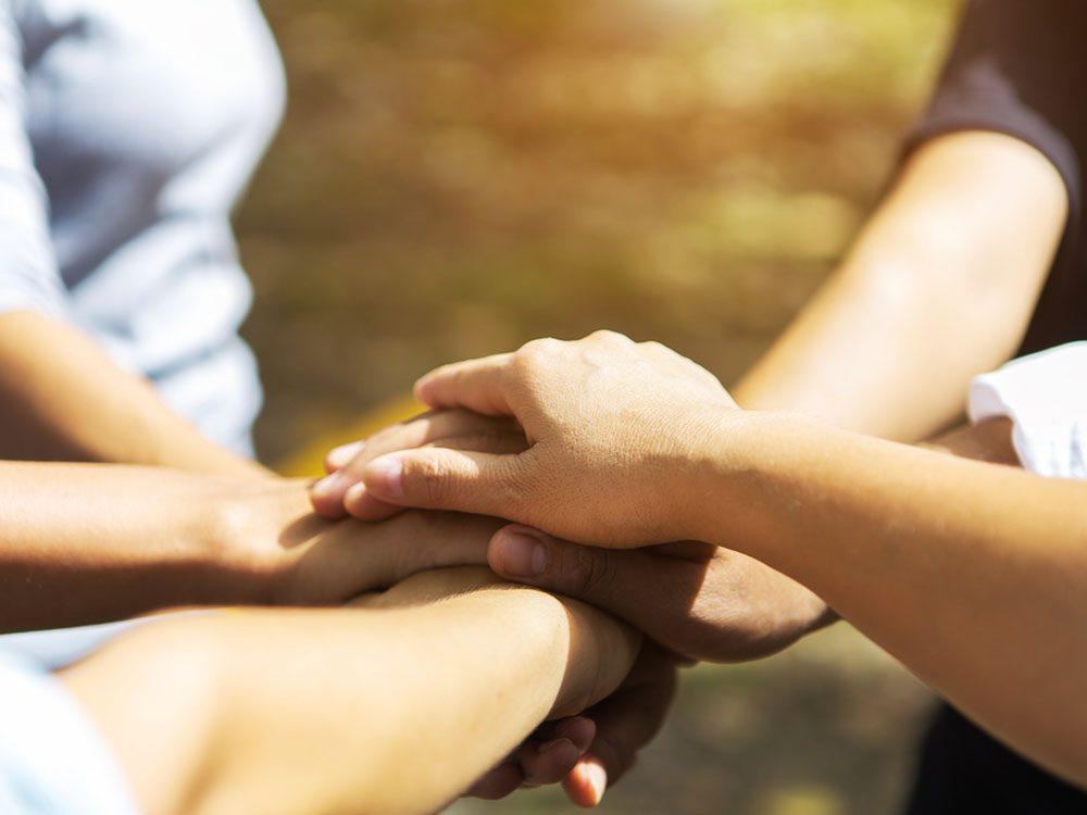 Quand on est victime de violences conjugales, la quête de réponses est un début de guérison.
