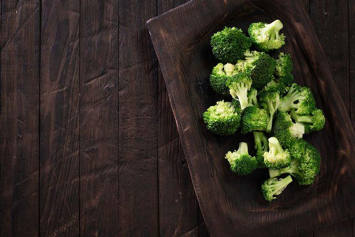 Zinc : du brocoli pour combattre le rhume