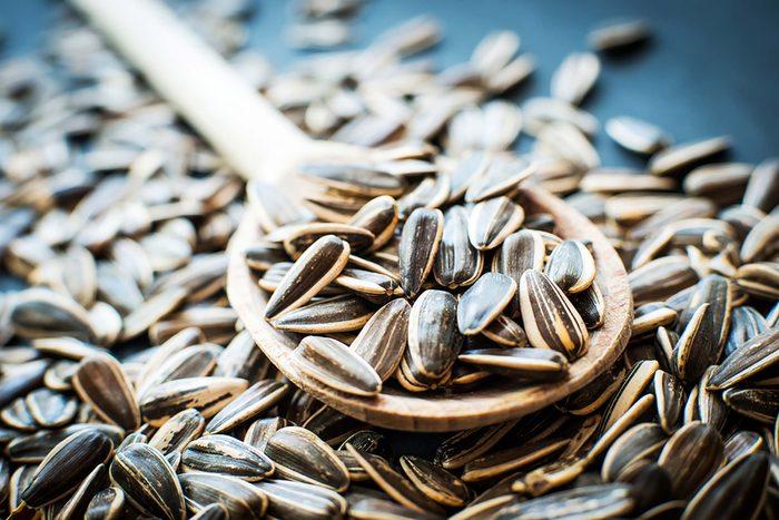 Zinc : combattez le rhume avec des graines de tournesol