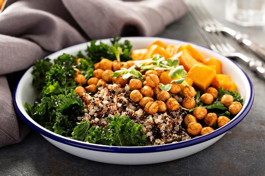 Zinc: le quinoa pour combattre le rhume