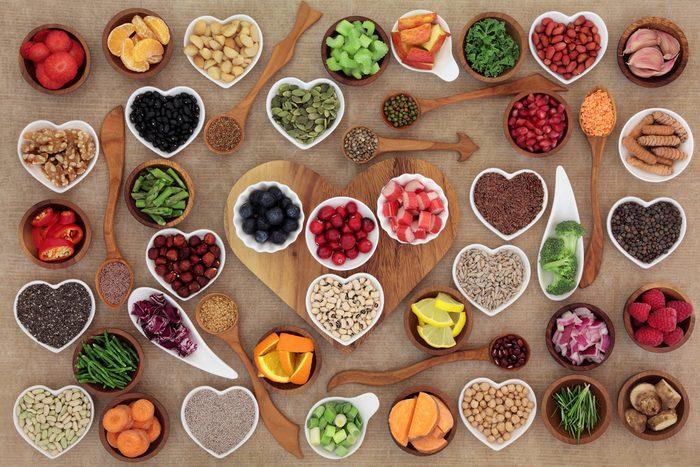 Une alimentation saine