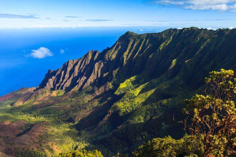 Kauai, archipel d'Hawaï