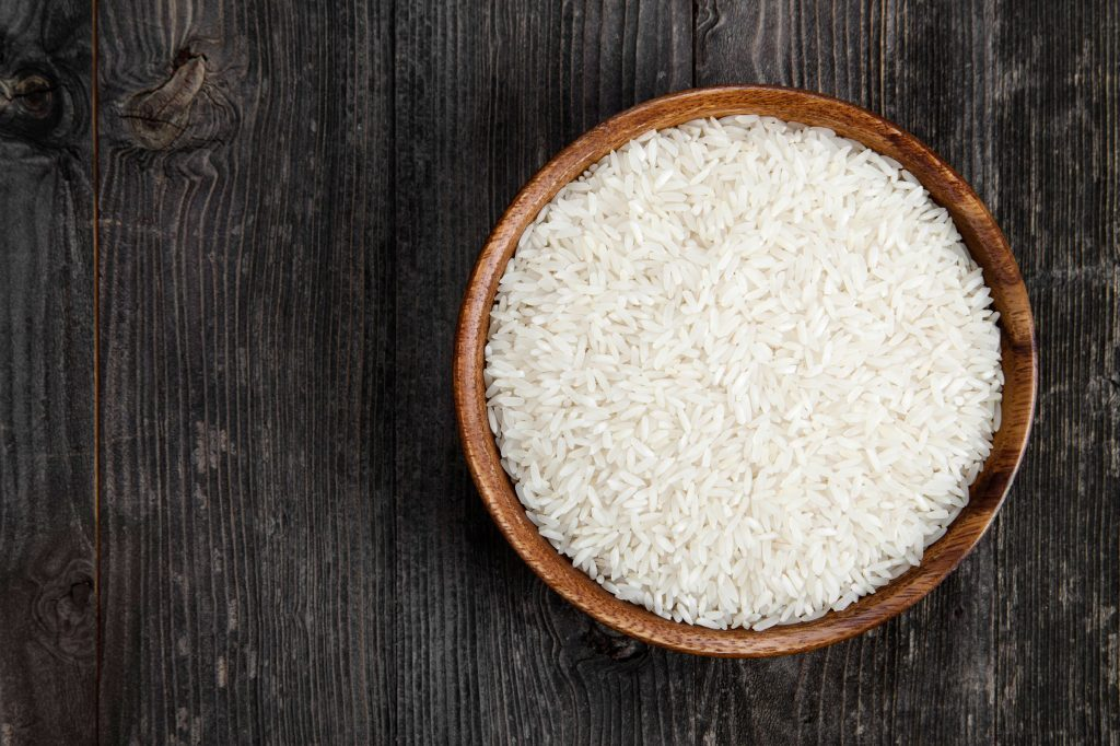 La tisane de riz