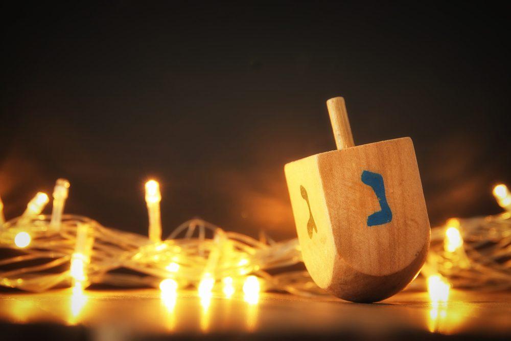 Hanoukka n'est pas le Noël juif